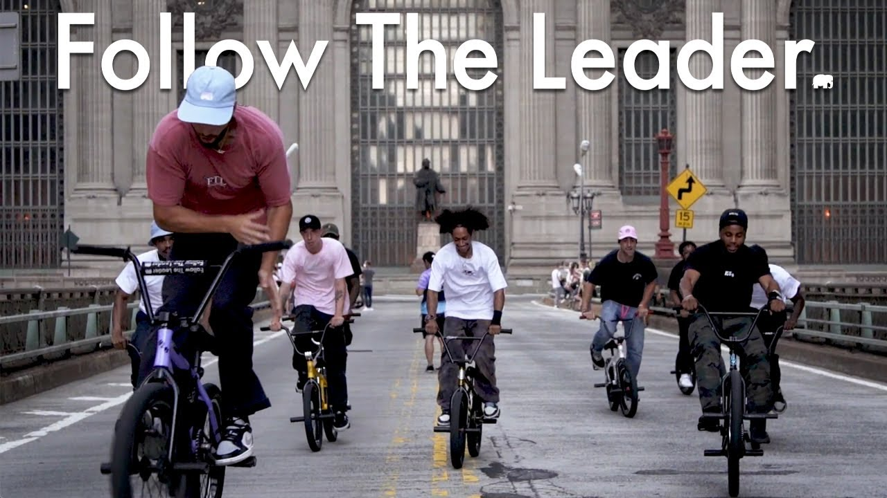 Follow The Leader BMX in NYC Summer 2020