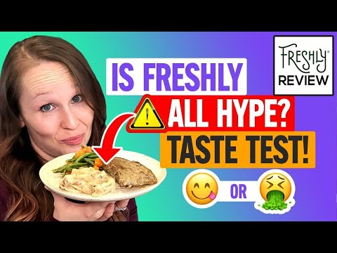 ? Freshly Review 2020: Unboxing & Steak Taste Test (Best?)