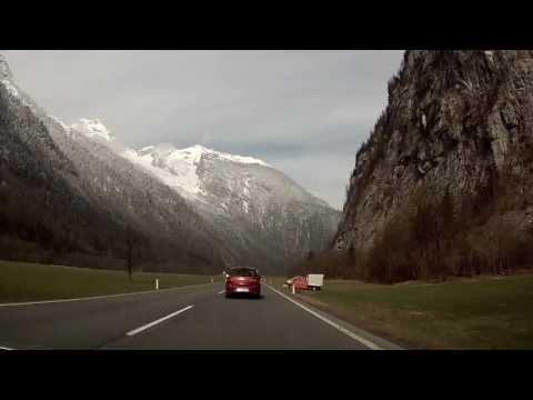 Austria's Best Driving Roads : Zell am See to Salzburg