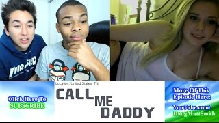 Trolling people on chatroulette w/ DangMattSmith