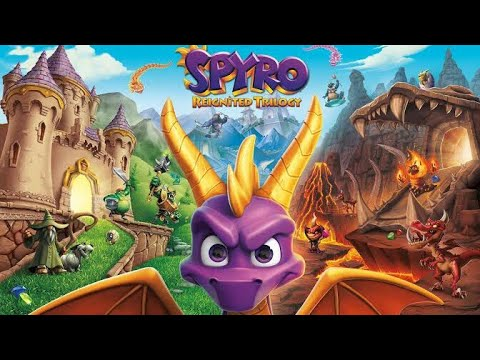 Spyro 2: Ripto's Rage | Ocean Speedway under 1:10