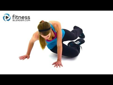 Toning and Weight Loss Boot Camp – Total Body Workout Routine for Fast Results