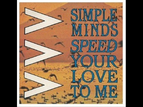 Speed your love to me - Live