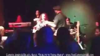 The Ultimate Tribute to Teena Marie, Feat. Carmen Jones-Square Biz
