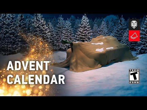 Advent Calendar 2020 [World of Tanks]