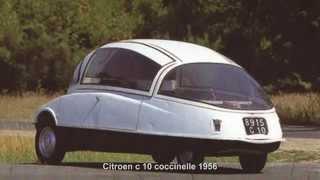 #157. Citroen c 10 coccinelle 1956 (Prototype Car)