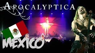 Apocalyptica HIGHLIGHTS MONTERREY MÉXICO - Auditorio CitiBanamex - 2016