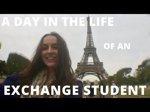 Study Abroad (Europe) A Day in the Life