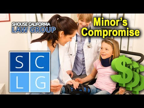 Compromise of a Minor's Personal Injury Claim