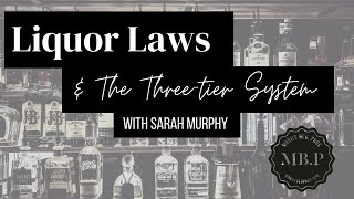 Mobile Bar Education // The Three-Tier System