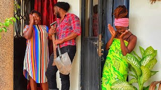 Eva finally gets her shamba cut! Kansiime Anne. African Comedy