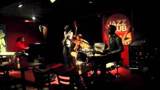 Eddie Moore and Outer Circle - Broadway Jazz Club