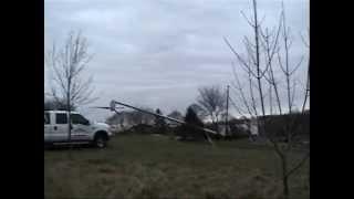 Skystream Windmill / Turbine Installation, Howard County, Maryland