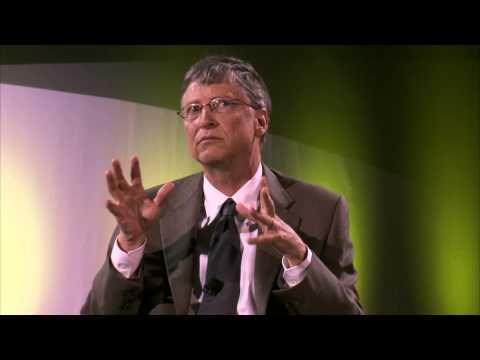 Bill Gates at Concordia College
