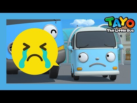 Tayo stop whining! l Having Good Habits l Tayo the Little Bus