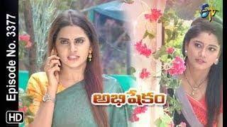 Abhishekam | 11th November 2019  | Full Episode No 3377 | ETV Telugu