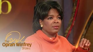 "Oprah on the Pressure to ""Pass for White""  