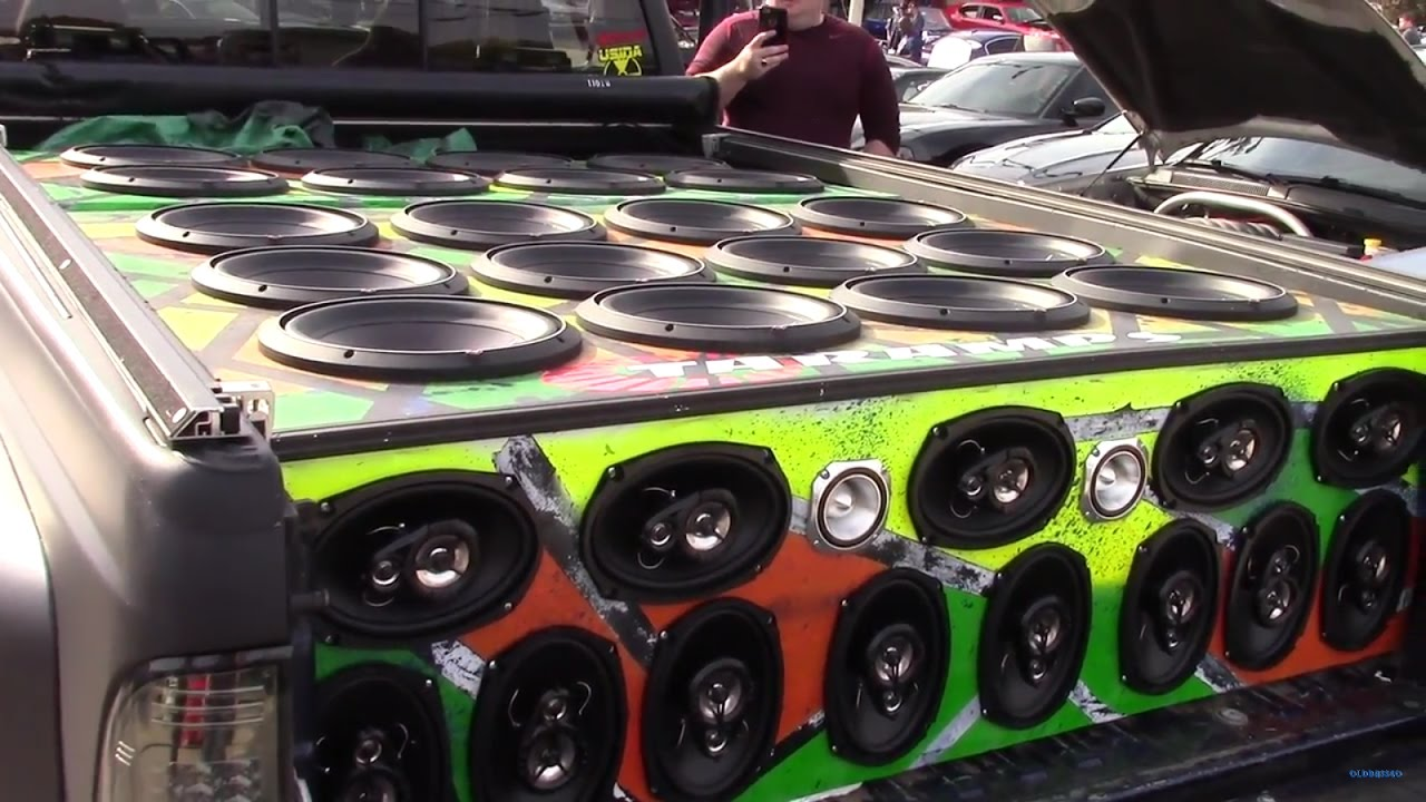 Subs in a truck