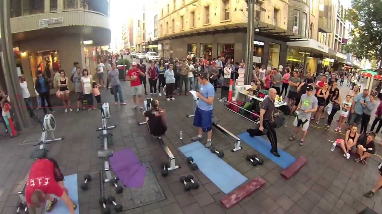 True Grit  Rundle street activation session  YouTube