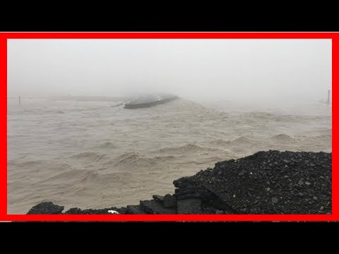Breaking News | Photos: see the destruction and flooding in south east iceland