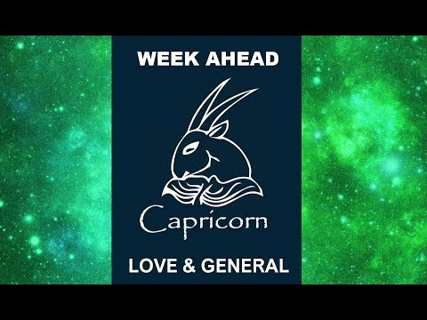 CAPRICORN YES FINALLY!!! 💚 LOVE & GENERAL 16-23 JULY 2018