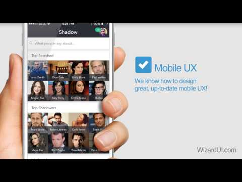 Mobile UI & UX Experts