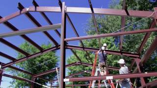 Step 29 - Install Roof Purlins