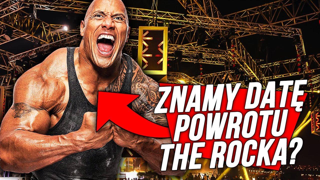 Data Powrotu The Rocka Ujawniona?   Braun Strowman Wraca do WWE?   Status Hiromu Takahashiego