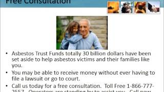 Mesothelioma Lawyer Belle Glade Florida 1-866-777-2557 Asbestos Lung Cancer Lawsuit FL