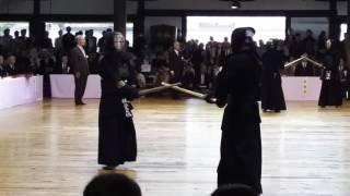 第113回全日本剣道演武大会 教士八段1