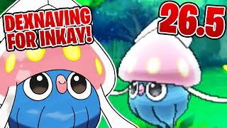 Pokemon Rising Ruby - EP 26.5 - DEXNAV SPECIAL! - Rising Ruby and Sinking Sapphire Playthrough