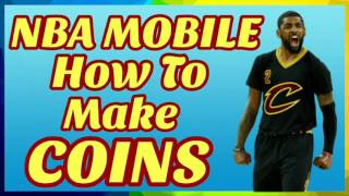 HOW TO MAKE COINS! | 1 Million Coins! | NBA Live Mobile! (FINGER SNIPERS)