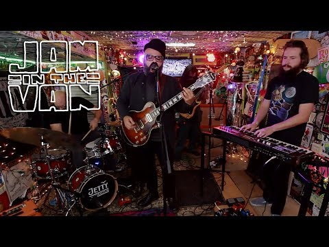 "HERE LIES MAN - ""Letting Go"" (Live at Desert Daze 2018 in Moreno Valley, CA) #JAMINTHEVAN"