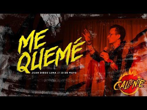 LEAD - Serie Caliente - Juan Diego Luna - Me Quemé