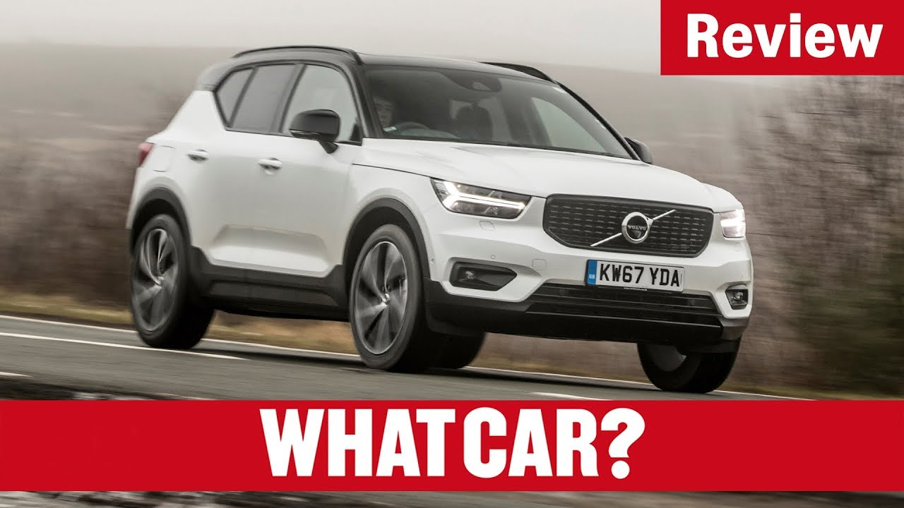 2018 Volvo XC40 Review - the ultimate family SUV?   What Car? - Dauer: 7 Minuten, 36 Sekunden
