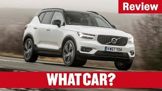 2018 Volvo XC40 Review - the ultimate family SUV What Car