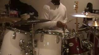 Robin Thicke - Magic drum cover (Krash).MP4