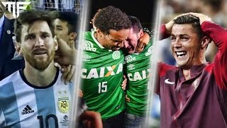 MOST DRAMMATIC MOMENTS OF FOOTBALL IN 2016 | #RESPECT | HD