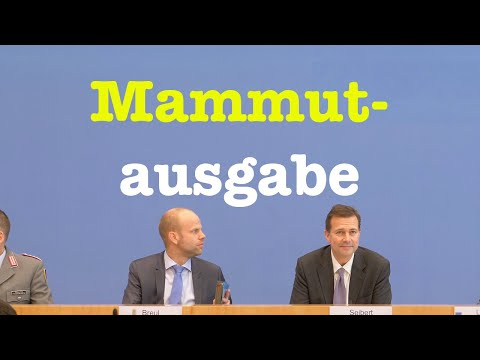 17. Januar 2020 - Bundespressekonferenz | RegPK