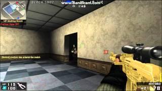 Blackshot Armistic's Daiology Ak-Gold 2nd Montage