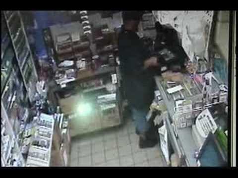 Daytona Beach Shell Gas Station Robbery