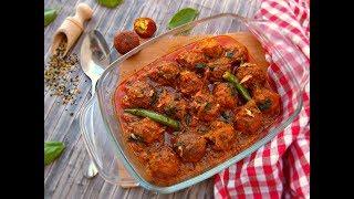 ফিশ কোফতা    রুই  মাছের কোপ্তা কারী    Bangali Rohu Fish Kofta    Rui macher Kofta-Curry