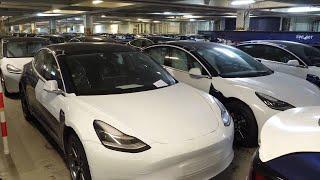 Exporting Tesla sedans to Europe mirrors how