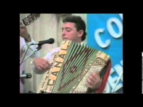 Pajarito Leiva y su conjunto en Canal 4 de Cable Hogar