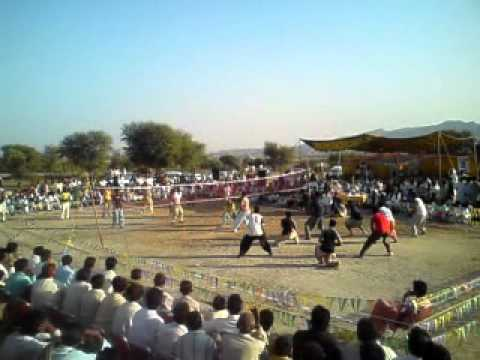 Nathot wali ball match p5 Travel Video