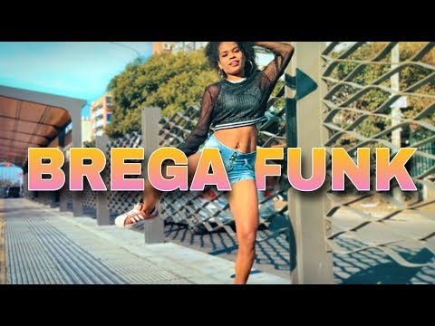 BREGA FUNK - Hit contagiante - Evoluiu  Felipe Original feat Kevin o Chris  COREOGRAFIA