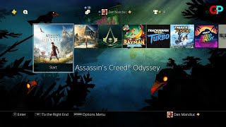 Top 10 - Best PlayStation 4 Dynamic Themes (oct 2018)