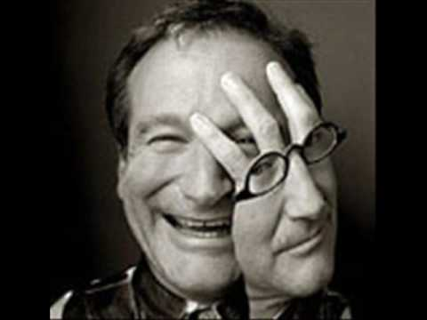 Come together - Robin Williams & Bobby McFerrin