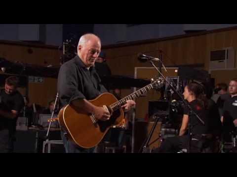 David Gilmour Echoes acoustic version