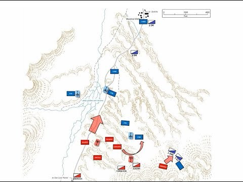 The Battle of Buena Vista 1847 (animated battle map)